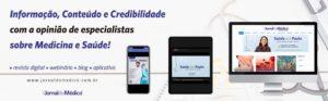 Conteúdo Informação Credibilidade Jornal do Médico