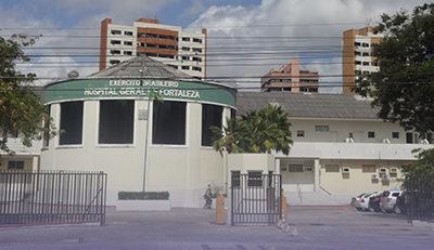 Hospital Geral Militar de Fortaleza completa 78 anos de assistência à saúde!