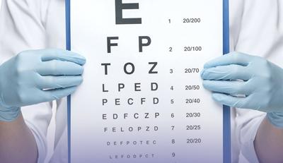 Exame ocular em época de COVID-19