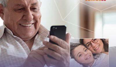 plataforma de conteúdo e inclusão para a geração longeva
