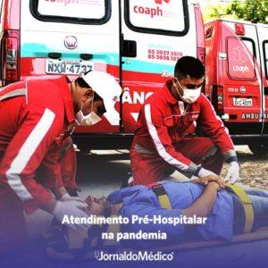 atendimento pré hospitalar na pandemia