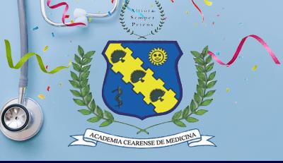 Academia Cearense de Medicina completa 42 anos!