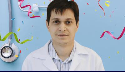 Feliz Aniversário, Dr. Eugenio Santana!