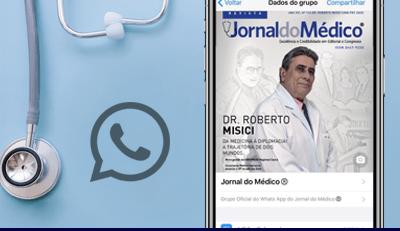 5 Anos do Grupo Jornal do Médico® no Whatsapp!