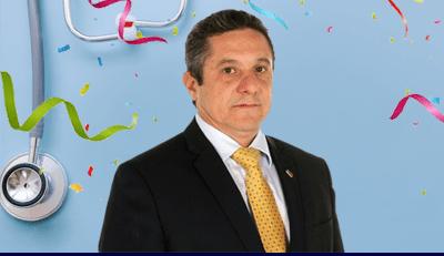 Feliz Aniversário, Dr. Ricardo Madeiro