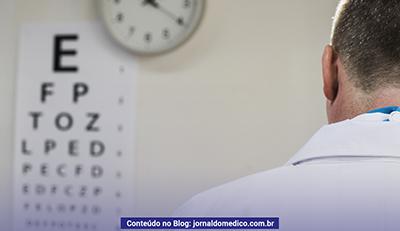Opinião do oftalmologista sobre a visão dos idosos em época de COVID