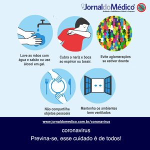 previna-se coronavírus covid-19 saúde