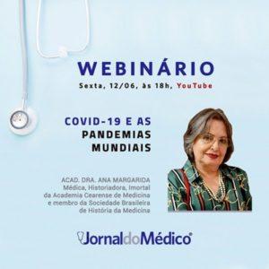 Webinário COVID-19 e as Pandemias Mundiais