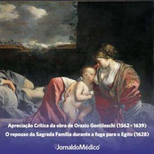 Apreciação Crítica da obra de Orazio Gentileschi (1562 - 1639)