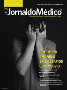 Setembro Amarelo Saúde Mental Revista Digital Jornal do Médico