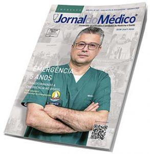 projeto personalizado Jornal do Médico emergência Frederico Arnaud