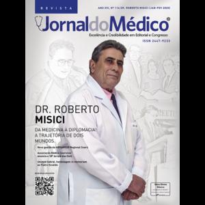 Dr. Roberto Misici Jornal do Médico 116 Medicina Diplomacia